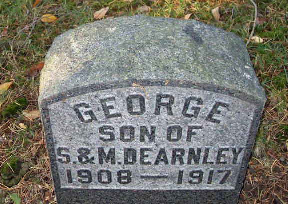 George Dearnley M.I.